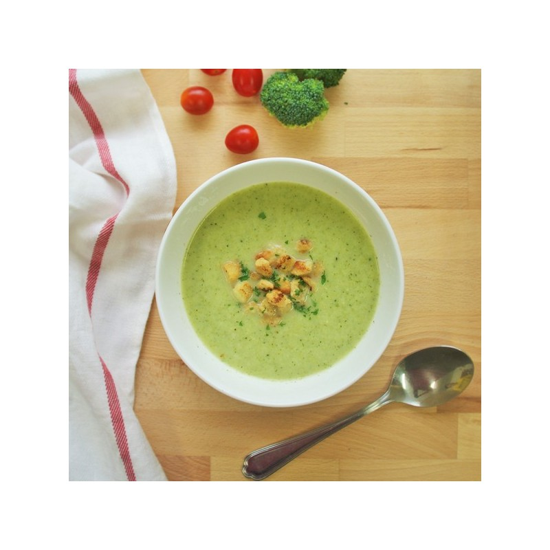 Broccoli Puree Soup