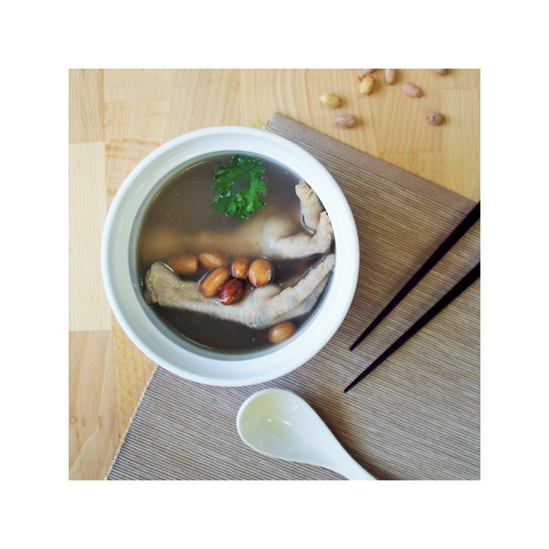 Chicken Feet Peanut Soup