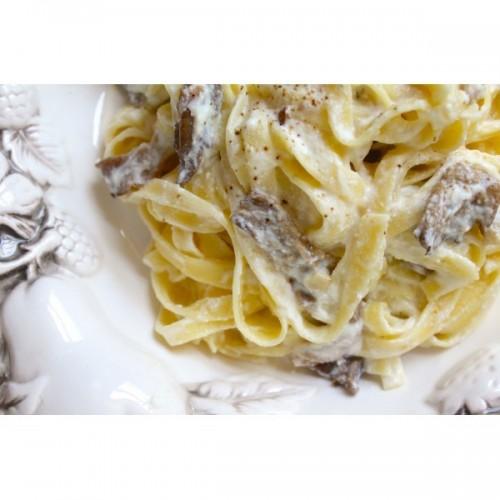Italiano Mushroom Cream Sauce