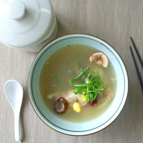 Pork Maw Soup