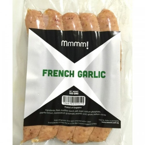 Mmmm! French Garlic