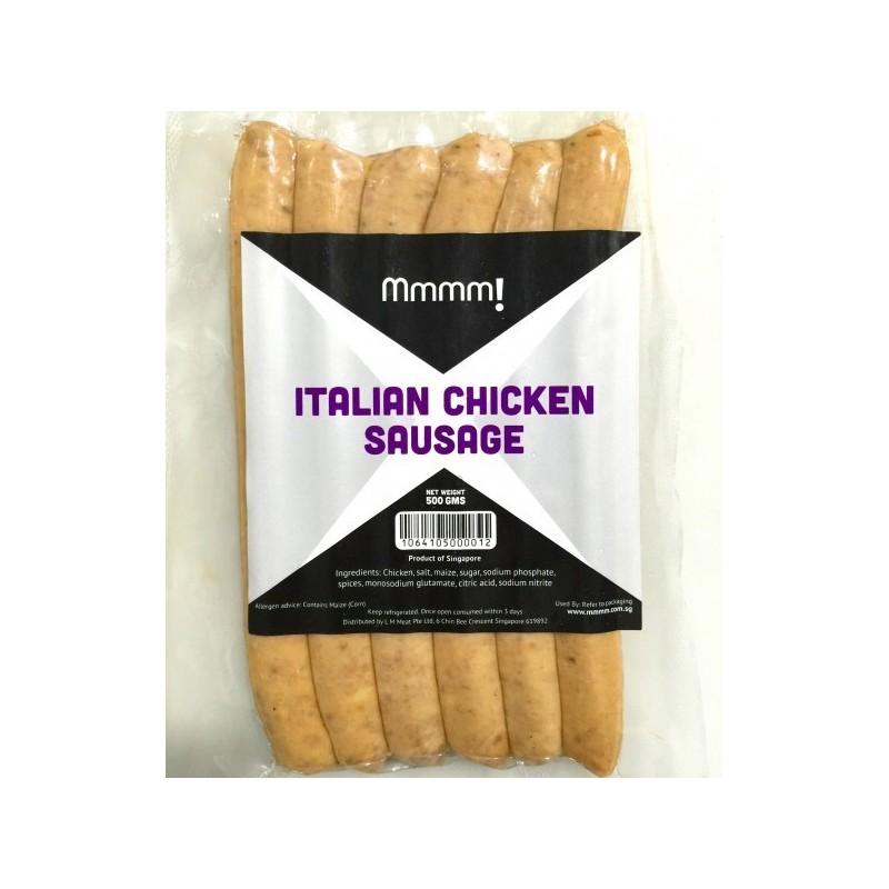 Italian Chicken Sausage