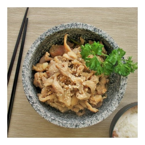 Marinated Chicken Bulgogi