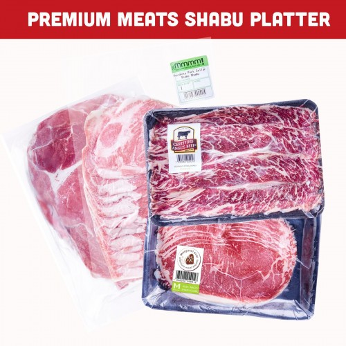 Shabu Mix Platter