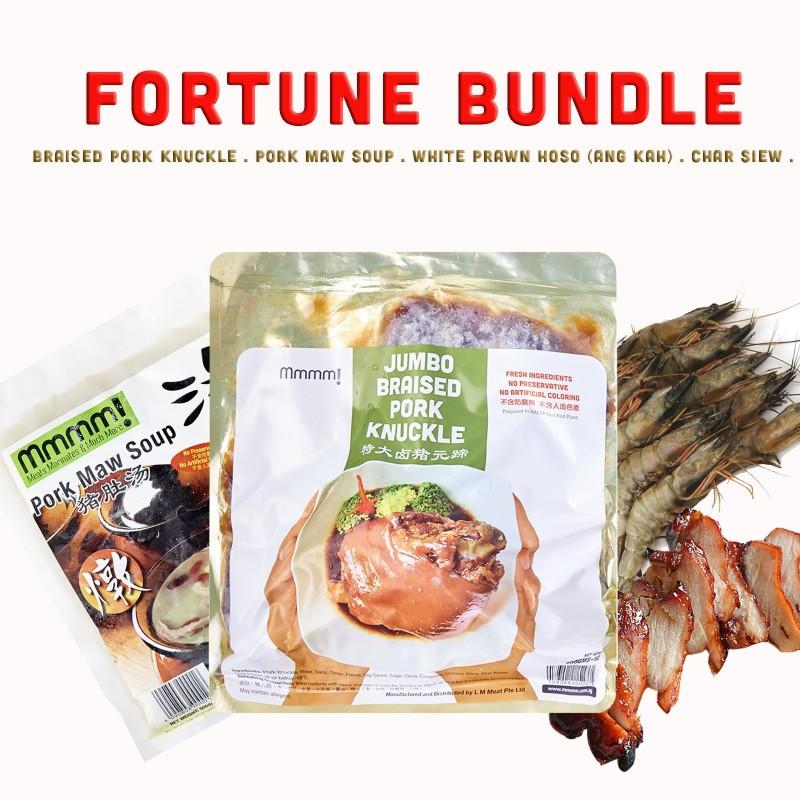 Fortune Bundle ( 6-8 pax)