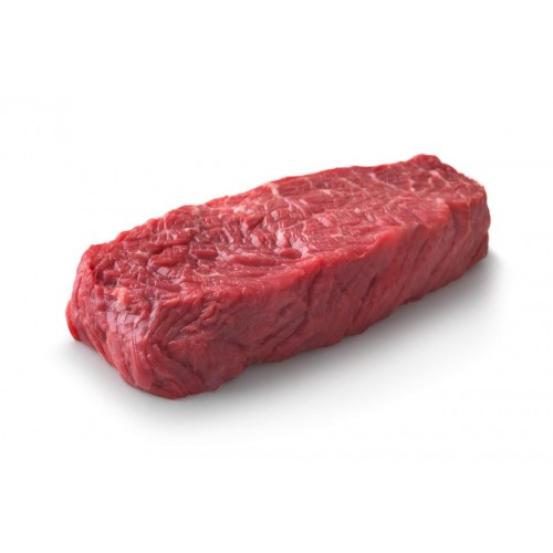 Denver Steak, Chilled US Angus Beef Chunk Flap Tail, Choice