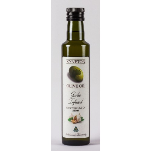 Garlic Infused Extra Virgin Olive Oil (Agrumato)
