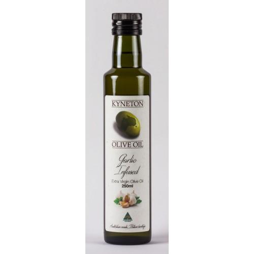 Garlic Infused Extra Virgin Olive Oil (Agrumato)