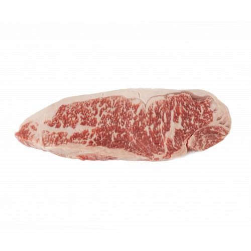 Chilled Wagyu Beef Striploin Mb8/9+,Aust by slab
