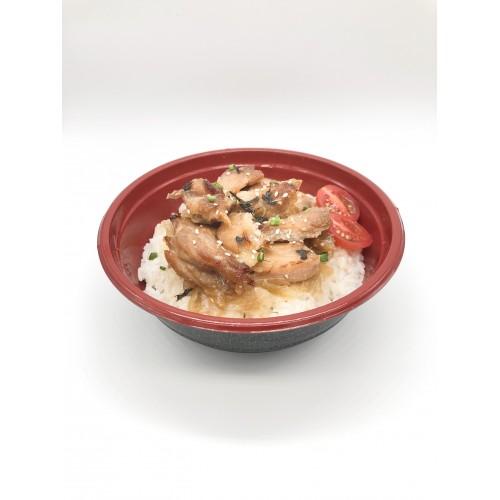 Marinated Chicken Bulgogi
