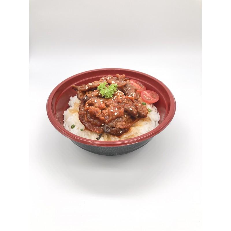 Marinated Pork Bulgogi
