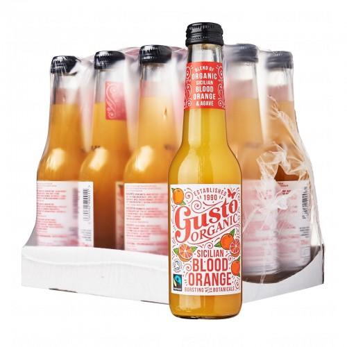 Gusto Organic Real Cola Bundle - 12 bottles