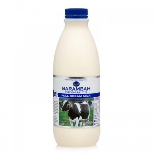 Barambah Full Cream Milk (1L)