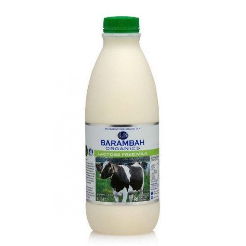 Barambah Lactose Free Milk (1L)