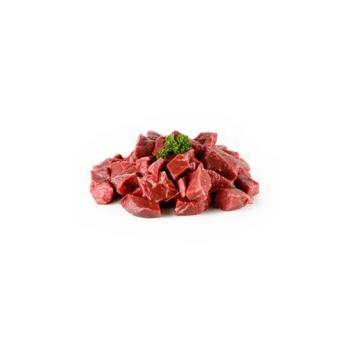 Beef Diced, Grassfed (Approx 400g)