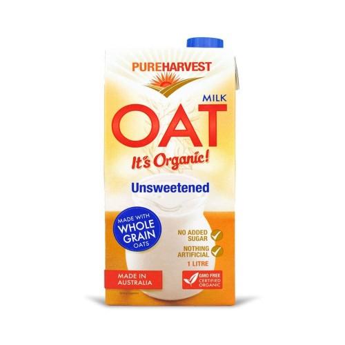Pureharvest Organic Oat Milk (1L)