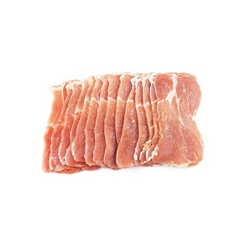 Sliced Pork Collar 3MM