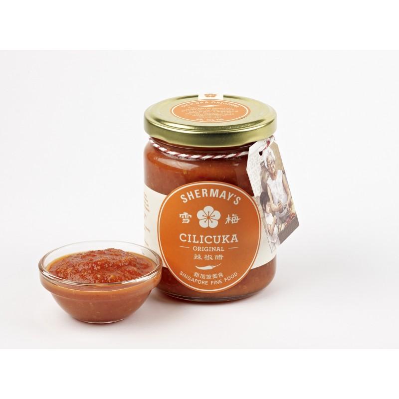 Cilicuka Original Chilli Sauce (240ml)