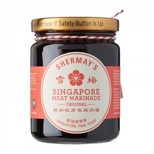 Singapore Meat Marinade, Original (240ml)