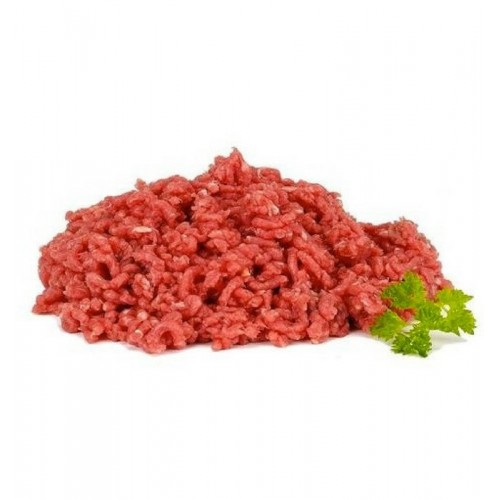 Frozen Grassfed Minced Beef (500g)