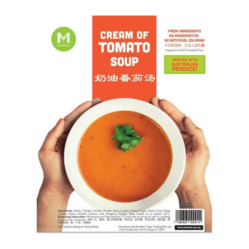 Cream of Tomato Soup (500g)