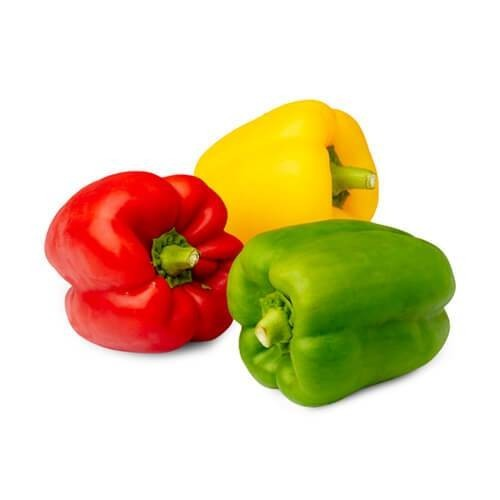 Mixed RGY Capsicum (3 Pieces)