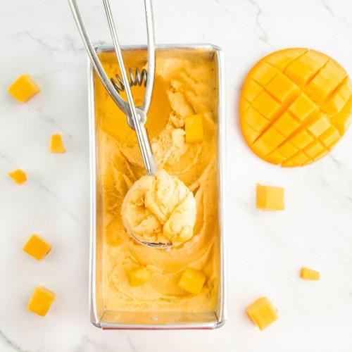 Momolato Gelato - Dairy Free - Australian Mango (per pint)