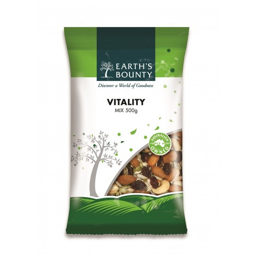 Earth Bounty's Sunshine Mix (500g)