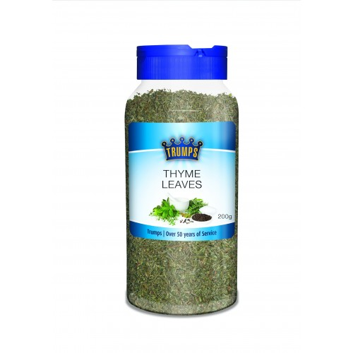 Dried Herbs, Thyme Leaves (200g)