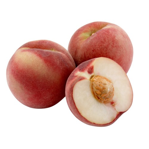 Peaches, White Flesh (3pc)