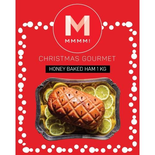Honey Baked Ham, 2 Kg * CHRISTMAS