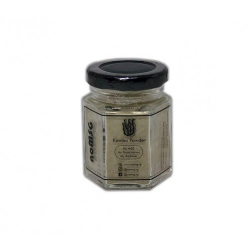 NO MSG POWDER - KOMBU (KELP) - 50GMS