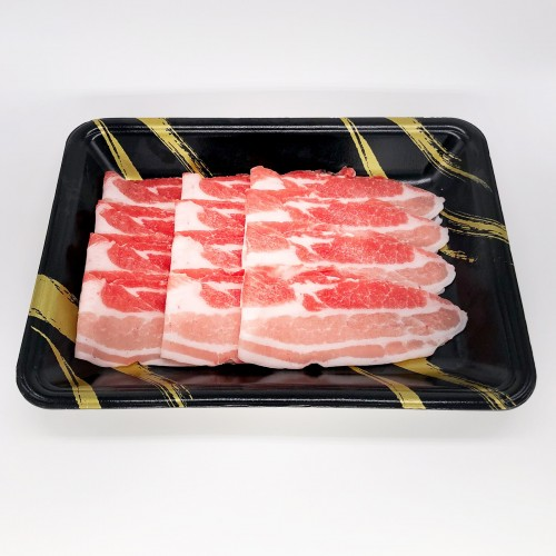Fresh Shabu - US Natural Pork Belly Shabu / Yakiniku (300g)