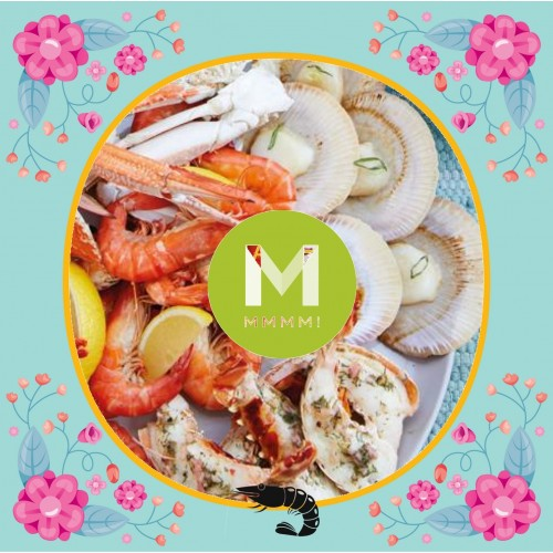 Seafood Platter (4-5 Pax) 年年有余