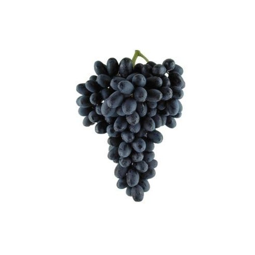 Grapes - Black - Seedless (Approx 850g)