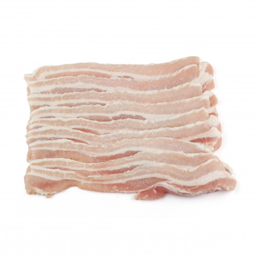 Sliced Pork Belly 3MM