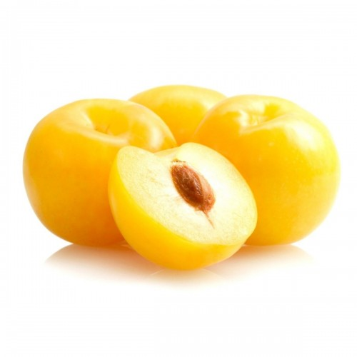 Plums - Yellow (3PC)