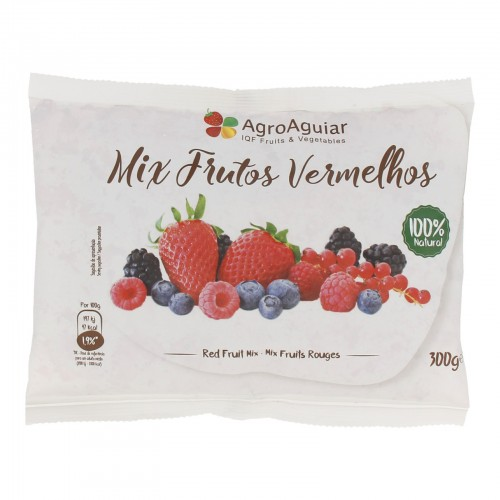 Frozen Red Fruits Mix (300g)