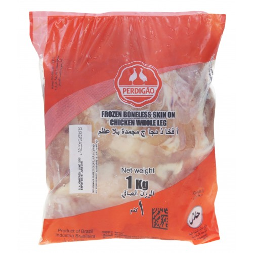 Frozen Boneless Chicken Leg (1kg) - *select seasoning