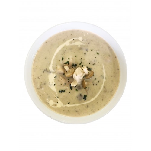 Hearty Chicken Mushroom Soup (500g)