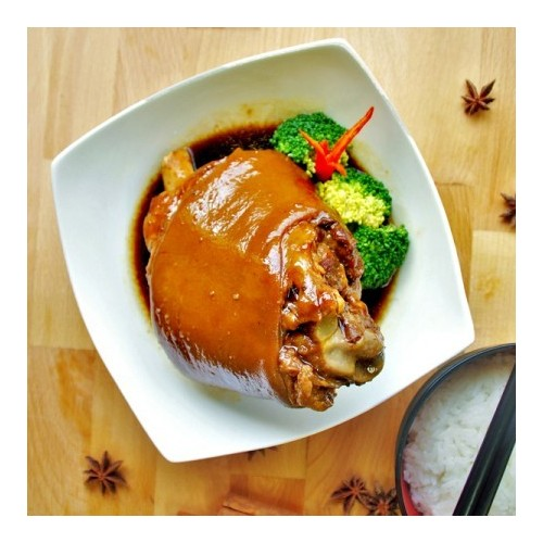 Braised Pork Knuckle