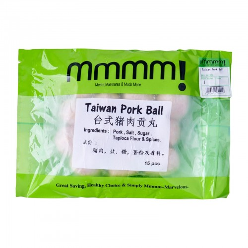Taiwan Pork Ball