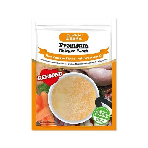 FROZEN CAROGOLD CHICKEN BROTH