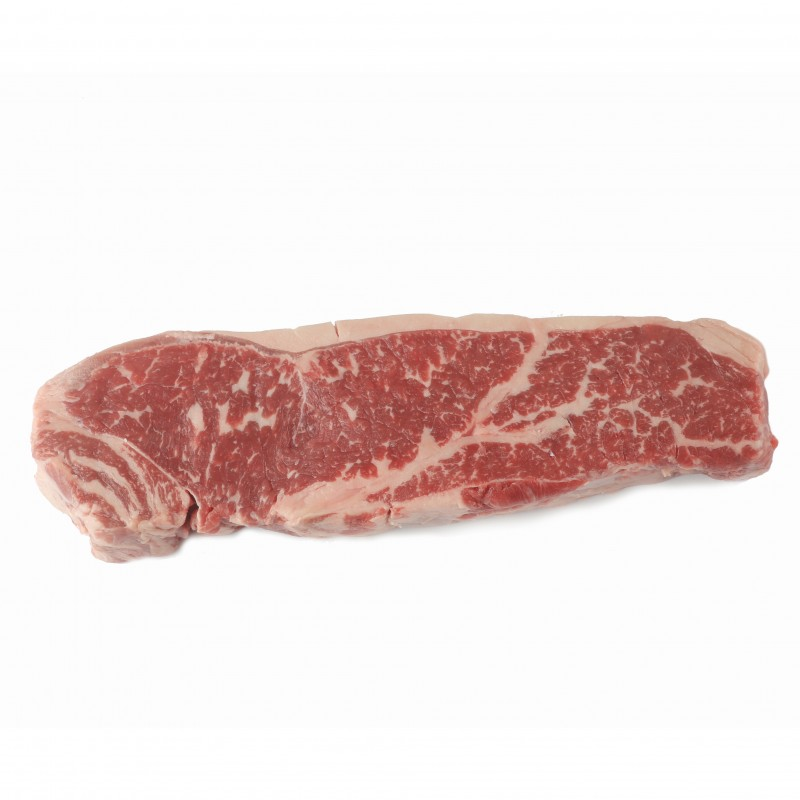 Chilled Wagyu Beef Striploin Mb6/7,Aust by slab