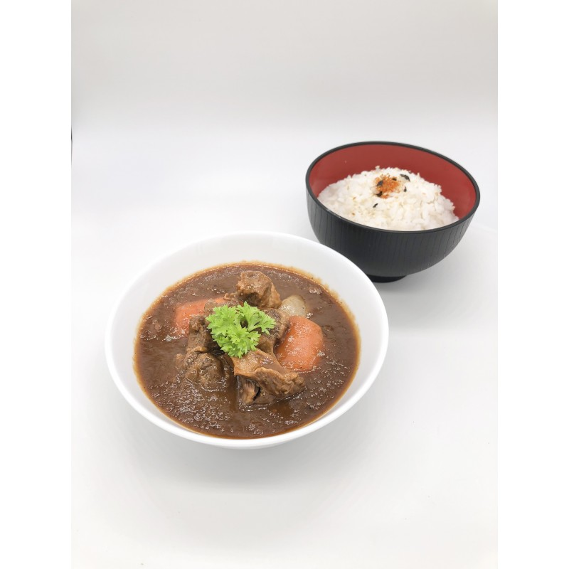 Japanese Beef Stew (500g)