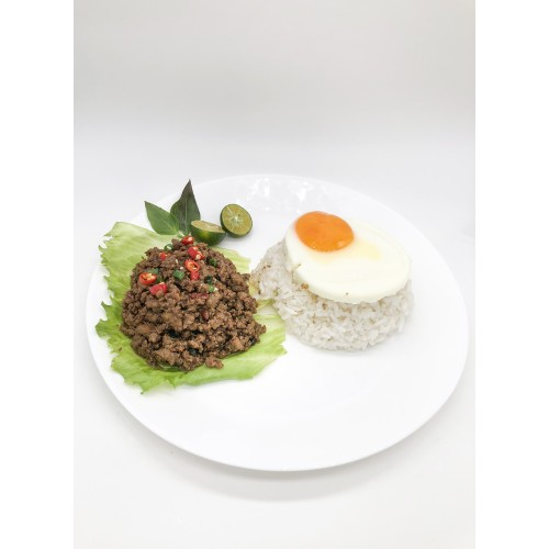 Thai Basil Minced Pork
