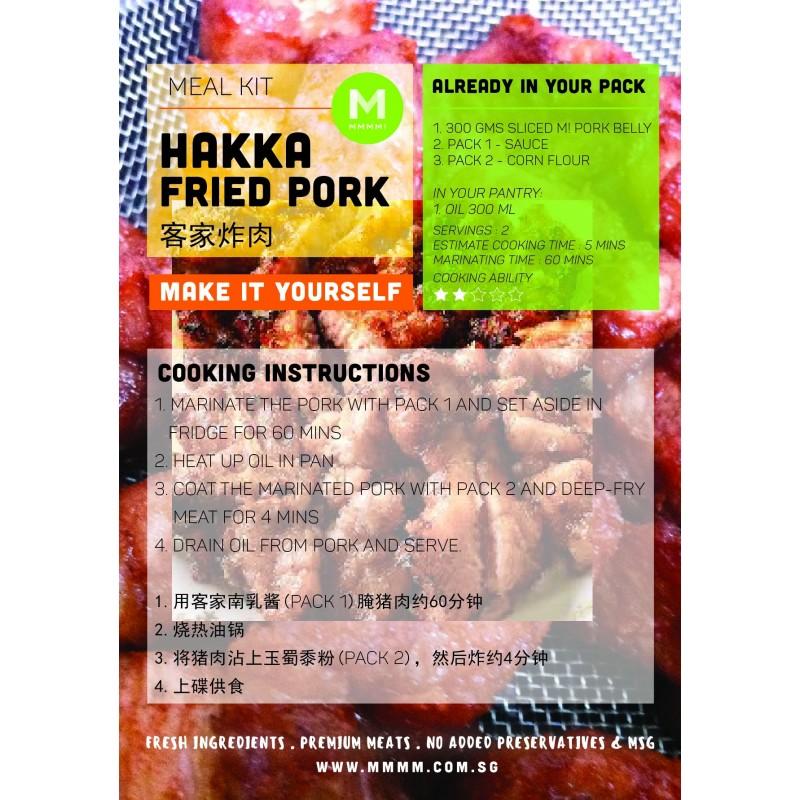 Hakka Fried Pork