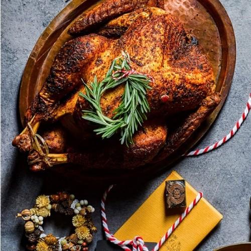 Heated Ready to eat Roast Turkey *CHRISTMAS