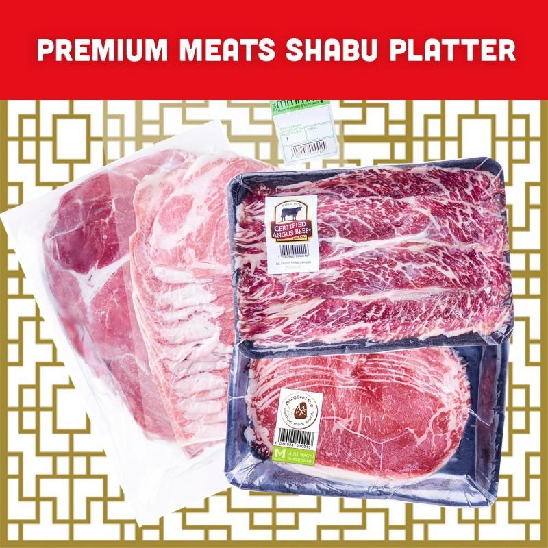 CNY Mixed Platter