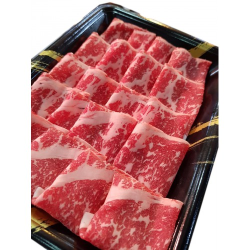 Fresh Shabu - USDA Prime Ribeye (125g)